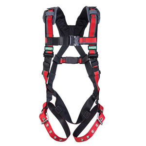 MSA EVOTECH® LITE Universal Harness w/ Tongue Buckles