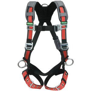 MSA EVOTECH® Positioning Harness w/ Tongue Buckles