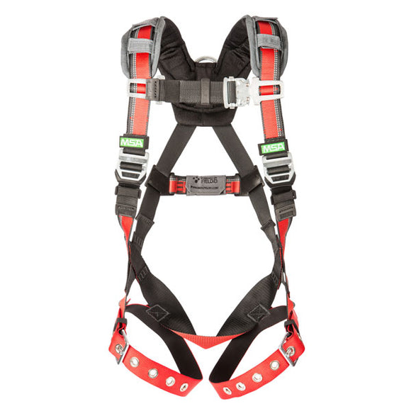 MSA EVOTECH® Universal Harness w/ Tongue Buckles