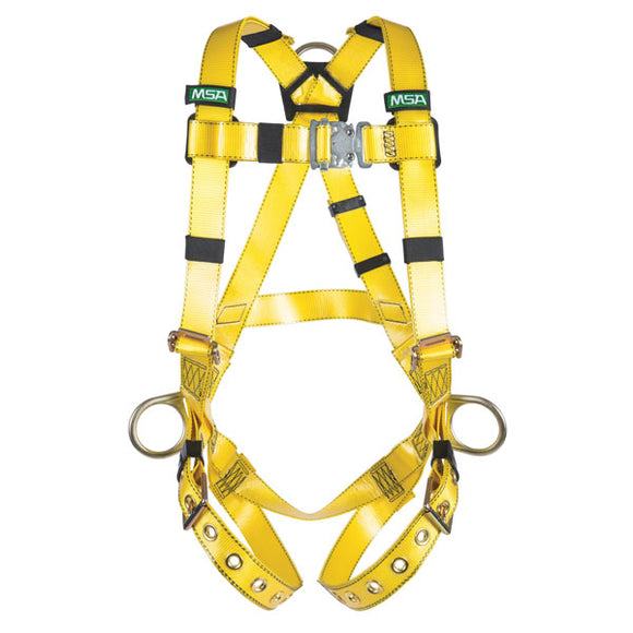 MSA Gravity® Urethane Coated Positioning Harness