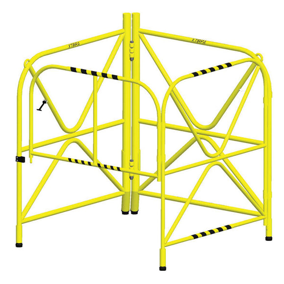 MSA XTIRPA™ Manhole Guard Mast - 42 in.