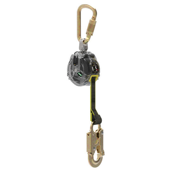 MSA Latchways Mini Personal Fall Limiter - 6 ft.
