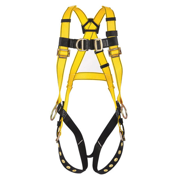 MSA Workman® Climbing Harness w/ Tongue Buckles