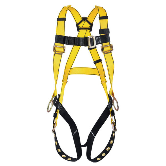MSA Workman® Positioning Harness w/ Tongue Buckles