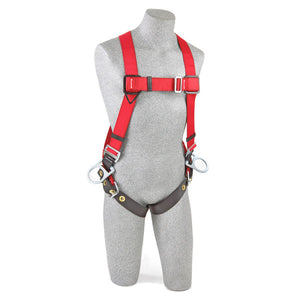 Protecta PRO Positioning Harness w/ Tongue Buckles