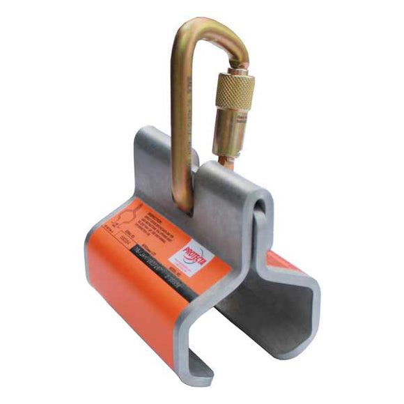 Protecta RailDog Hi-Vis Sliding Rail Anchor