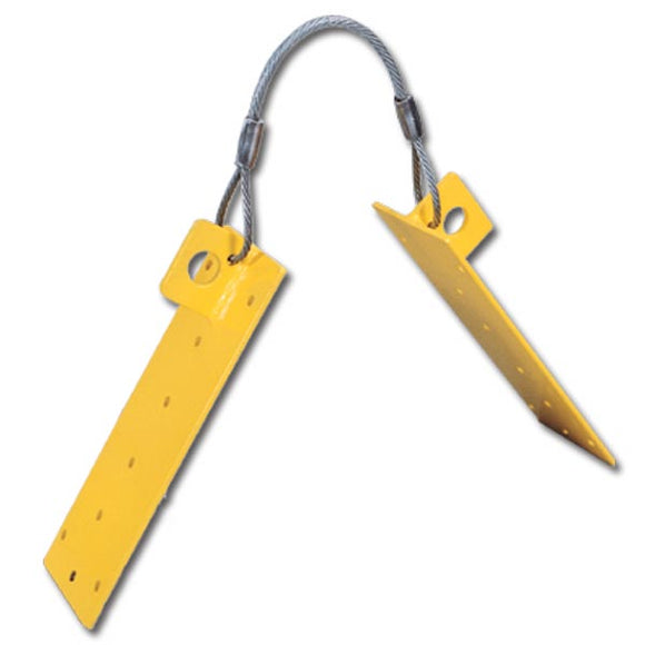 French Creek Reusable Double Roof Anchor