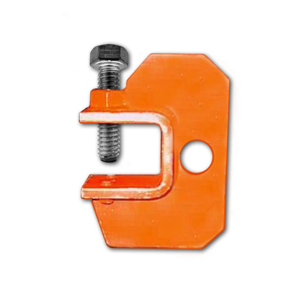 Safe Approach Flange Clamp
