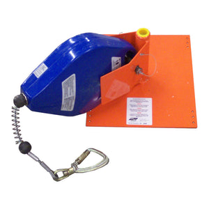 Safe Approach Metal Roof Anchor