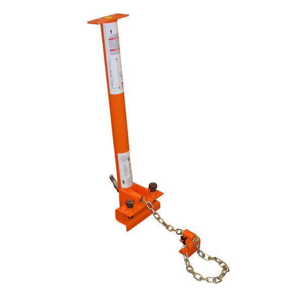 Safe Approach Portable Beam Stanchion