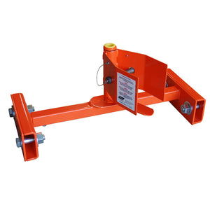 Safe Approach Standing Seam Roof Clamp