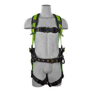 SafeWaze PRO+ Flex Premium Wind Energy Harness - Front
