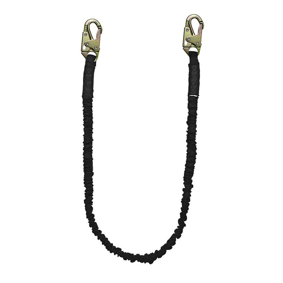 SafeWaze Low Profile Internal Shock Lanyard - 6 ft.