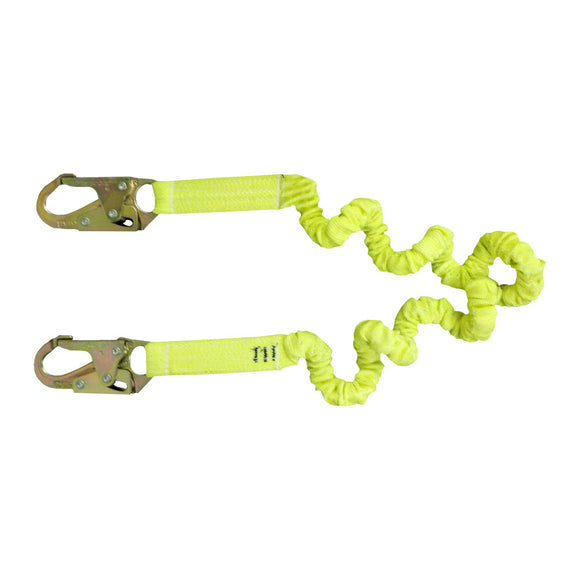 SafeWaze Low Profile Internal Stretch Shock Lanyard
