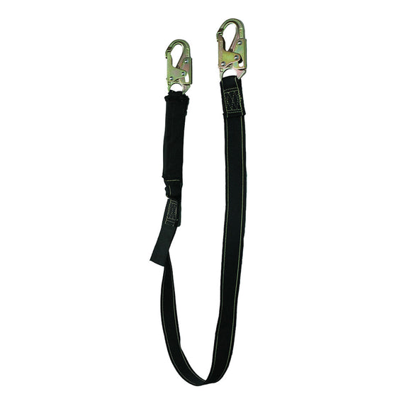 SafeWaze PRO+ Fire Rated Shock Lanyard - 6 ft.