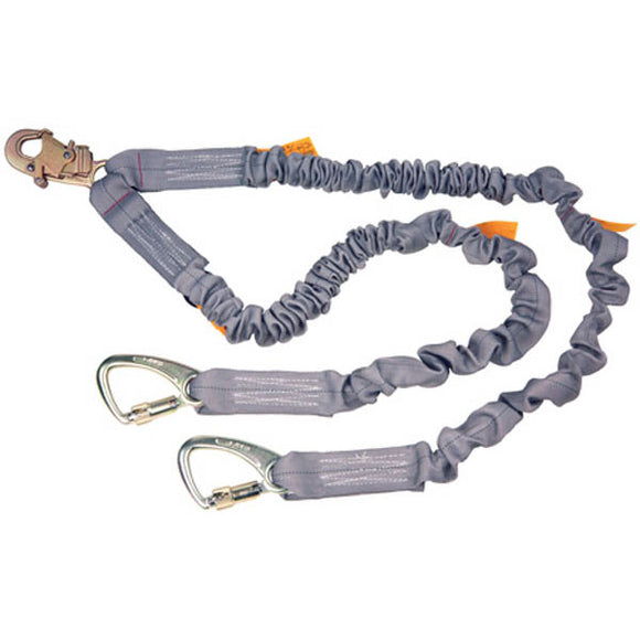 DBI-SALA Shockwave 2 Tie Back Lanyard-Double Leg
