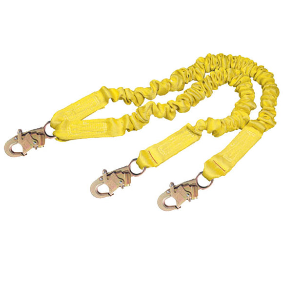 DBI-SALA ShockWave 2 Dual Leg Lanyard - 6 ft.