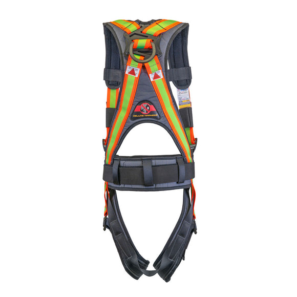 Super Anchor Deluxe Harness - Hi Viz