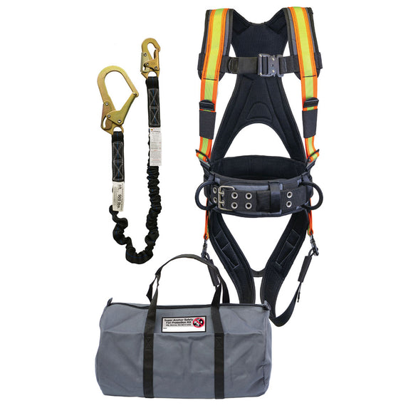 Super Anchor Mini MAX Kit - Construction Harness