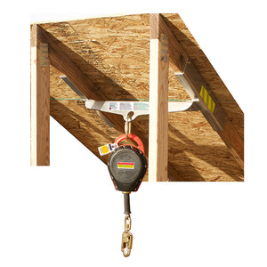 Super Anchor WS TrussBar Attic Anchor - In Use