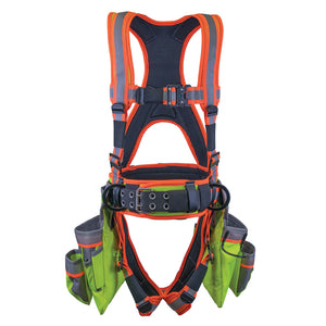 Super Anchor UltraViz Tool Bag Harness