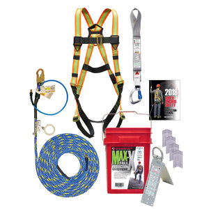 Super Anchor X-Line Fall Protection Kit