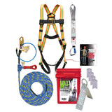 Super Anchor X-Line Fall Protection Kit w/ Super Grab