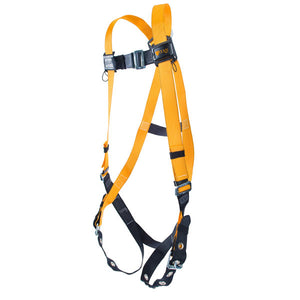 Miller Titan Full Body Harness-Tongue Buckle