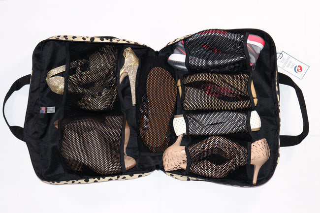 Solid Black - Ultimate Shoe Bag - Ella Dawn Designs LLC