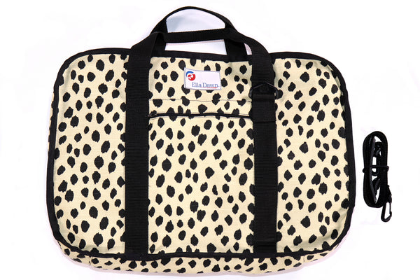 Cheetah Print - Ultimate Shoe Bag - Ella Dawn Designs LLC