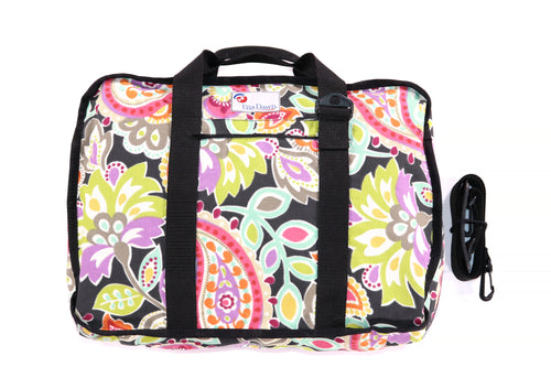 Flower Power - Ultimate Shoe Bag - Ella Dawn Designs LLC
