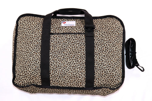 Leopard Print - Ultimate Shoe Bag - Ella Dawn Designs LLC