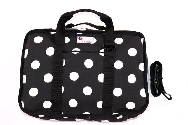 Large Polka Dot - Ultimate Shoe Bag - Ella Dawn Designs LLC
