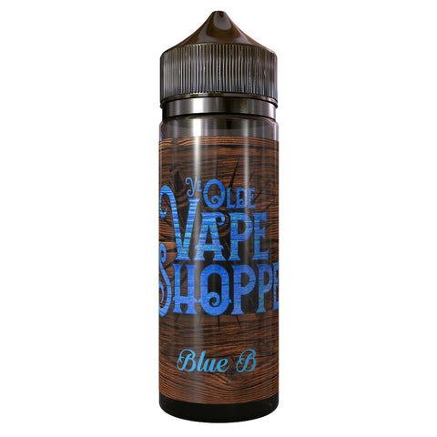 BLUE B 100ML SHORTFILL BY YE OLDE VAPE SHOPPE
