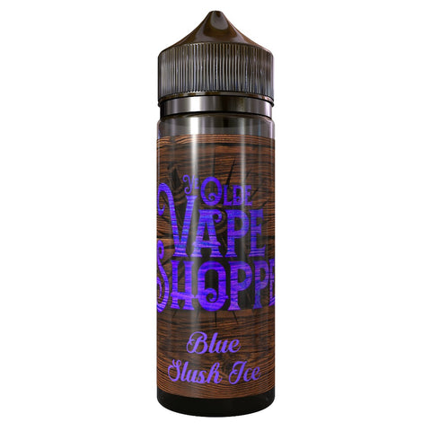 BLUE SLUSH ICE 50ML SHORTFILL BY YE OLDE VAPE SHOPPE