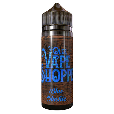 BLUE SLUSHIE 100ML SHORTFILL BY YE OLDE VAPE SHOPPE