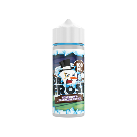 DR FROST,POLAR ICE VAPES,HONEYDEW & BLACKCURRANT ICE,E-LIQUID,70VG,30PG,YE OLDE VAPE SHOPPE