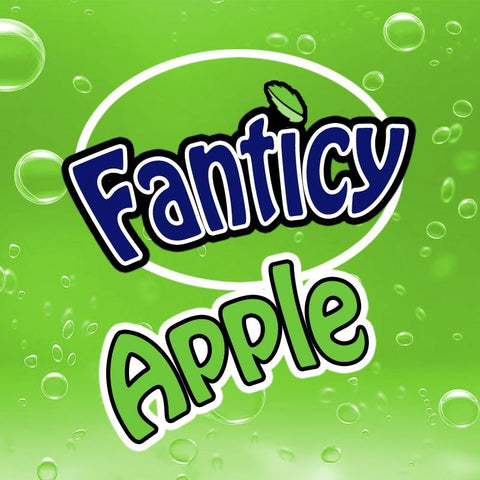 Fanticy Apple by Vape Monster (50ml) & Nicotine Booster