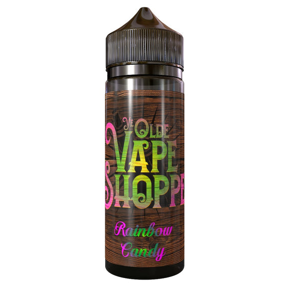 RAINBOW CANDY 50ML SHORTFILL BY YE OLDE VAPE SHOPPE
