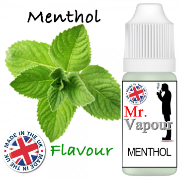 Menthol by Mr Vapour (80ml) & Nicotine Boosters