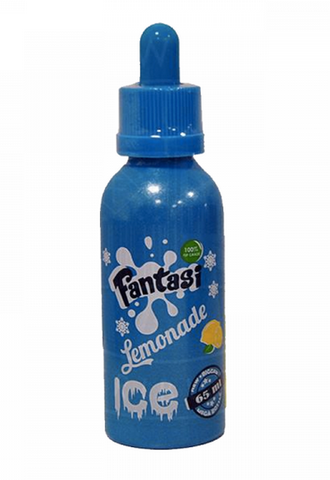 Lemonade Ice By Fantasi (50ml) & Nicotine Booster