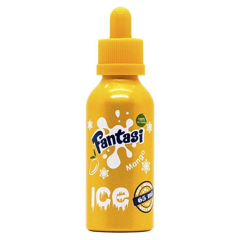 Mango Ice By Fantasi (50ml) & Nicotine Booster