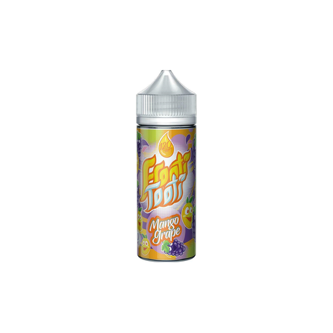 FROOTI TOOTI,SHORTFILL,MANGO GRAPE,E-LIQUID,70VG,30PG,YE OLDE VAPE SHOPPE