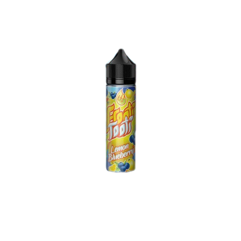 FROOTI TOOTI,SHORTFILL,LEMON BLUEBERRY,E-LIQUID,70VG,30PG,YE OLDE VAPE SHOPPE