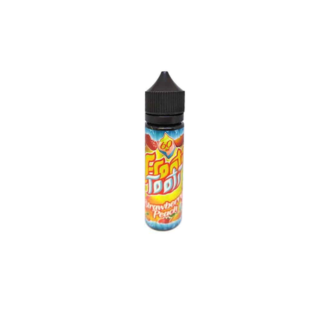 FROOTI TOOTI,SHORTFILL,STRAWBERRY PEACH,E-LIQUID,70VG,30PG,YE OLDE VAPE SHOPPE