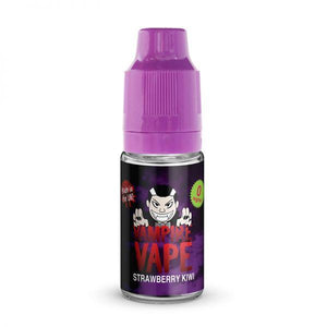 VAMPIRE VAPE,STANDARD 10ML,STRAWBERRY KIWI,E-LIQUID,40VG,60PG,YE OLDE VAPE SHOPPE