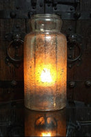 "19"" Mercury Candle Jar"