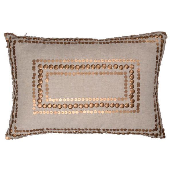 Beaded Pillow