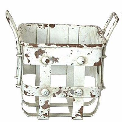 "5"" Metal Basket w/ Handle"
