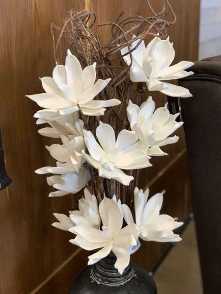 White Foam Flower 60""